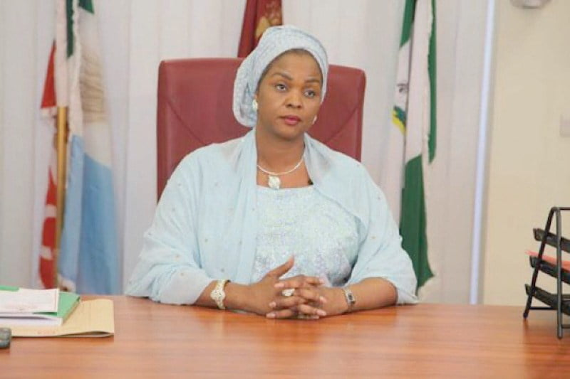 What my father did to me for accepting Jesus Christ – Senator Binta Garba
