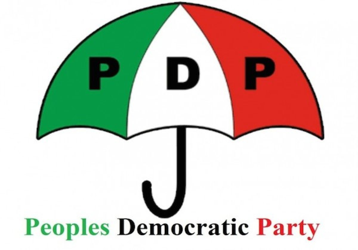 PDP 1200x840 - The Guardian News paper Today -  Nigeria News -