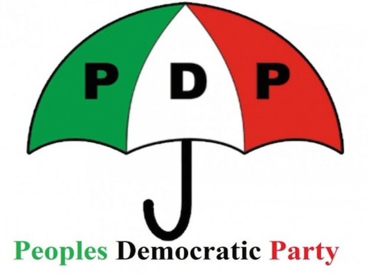 Peoples Democratic Party Or Federal Government