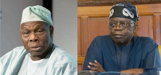 Image result for obasanjo and tinubu
