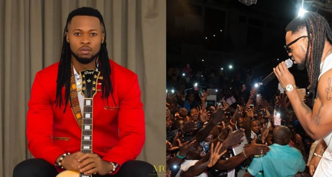 Image result for Enugu state Police command reacts to allegations of rape at Flavour's concert