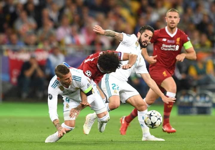 Ramos su Salah: Real Madrid - Liverpool si è decisa anche qui | numerosette.eu