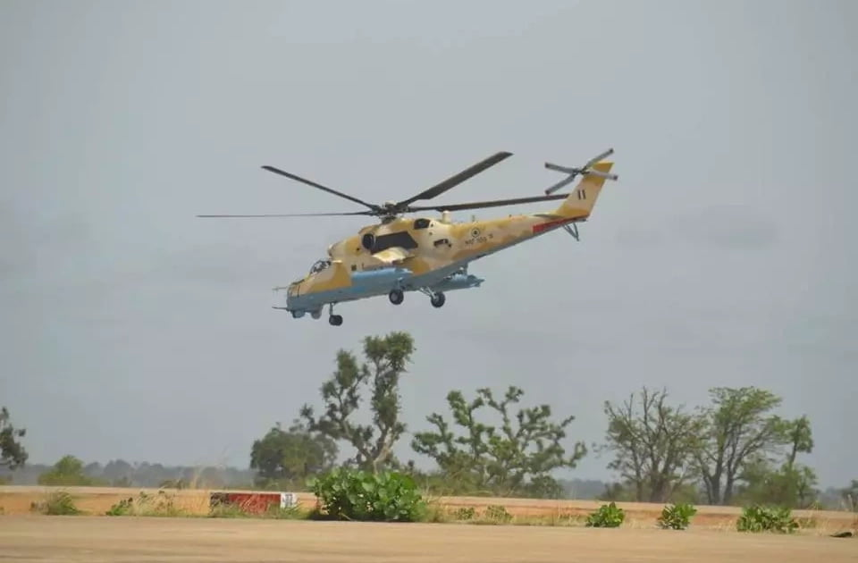 Naf Destroy Insurgents' Logistics Base, Training Camp In Borno