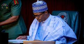 Image result for Buhari receives report of Tripartite Committee on minimum wage
