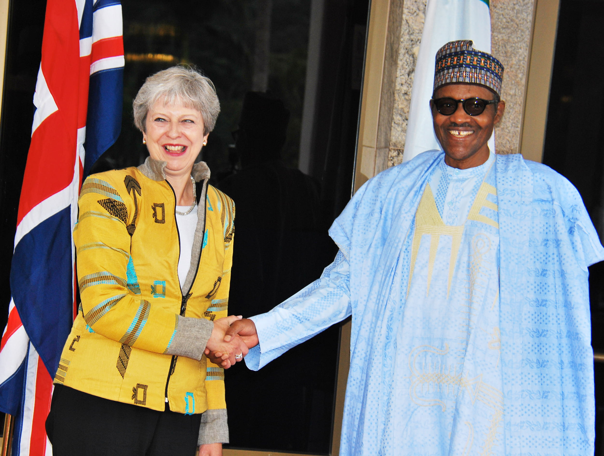 Nigeria Remains Very Attractive Investments Destination – Buhari Tells Netherlands Pm, Dutch Business Community