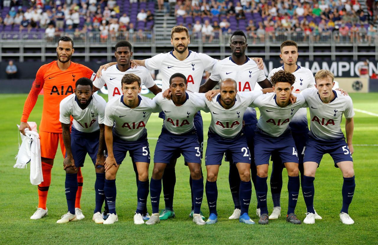 Tottenham Hotspur Uefa Champions League