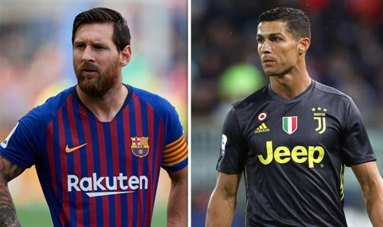 cristiano ronaldo barcelona ace lionel messi aims real madrid dig football sport - What Ibrahimovic said about Messi, Ronaldo