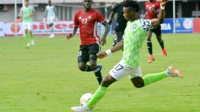 Libya vs Nigeria: Samuel Kalu speaks on being selfish ...