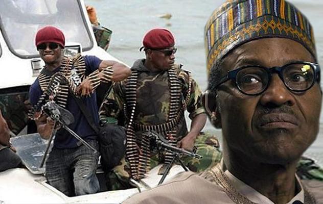 Coalition Niger Delta Buhari