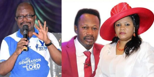 A POPULAR LAGOS PASTOR BLAMES JOSHUA IGINLA FOR HIS ADULTERY AND DIVORCE WITH HIS WIFE