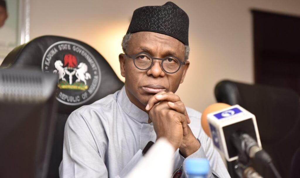 Nasir El Rufai - We will correct our mistakes, Gov. El-Rufai assures Kaduna people