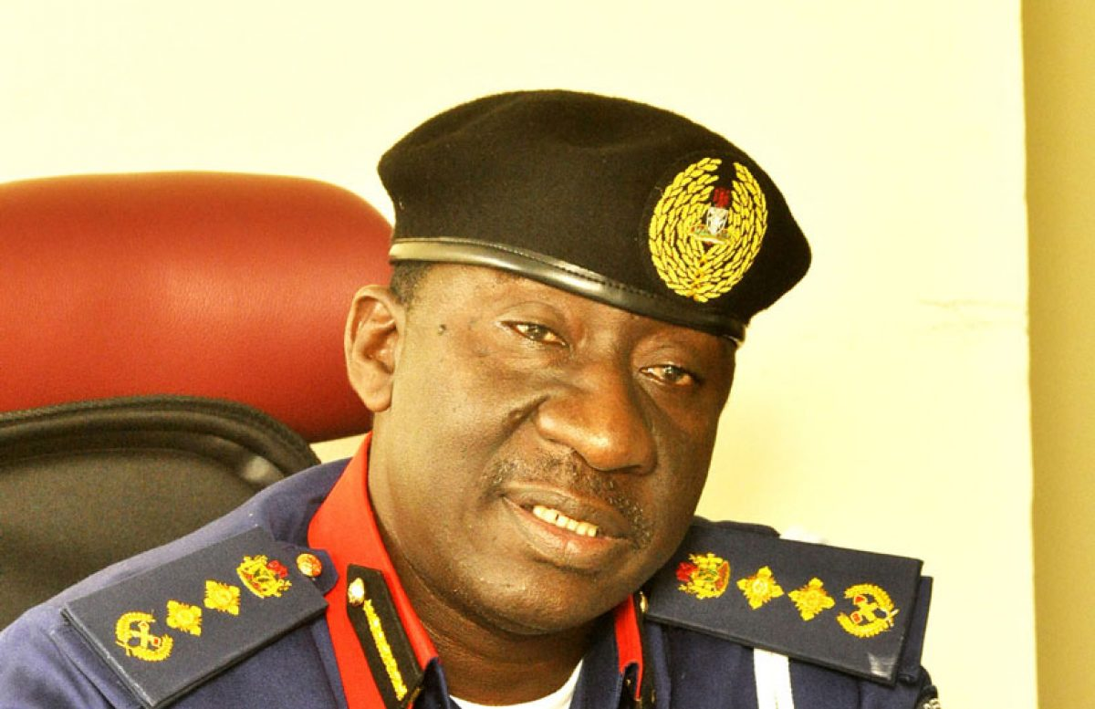 Abdullahi Ganathe Commandant General, Nigeria Security And Civil Defence Corps (nscdc), Has Called On Christians To Pray For The Peace In The Nation During The Easter And Appealed For A Peaceful Cele