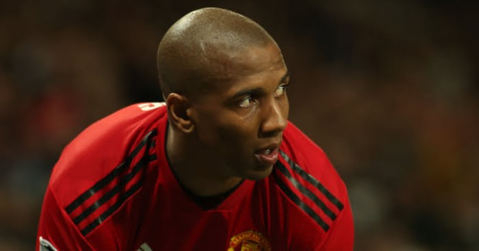 Champions League: Solskjaer told to sell Ashley Young after 1-0 defeat to Barcelona-