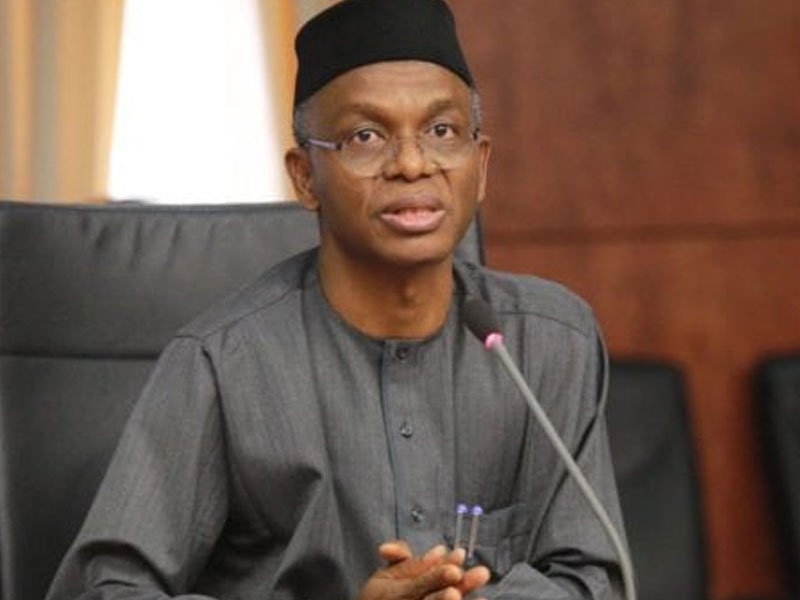Kaduna State Gov Nasir Rufai Ministry Water Resources