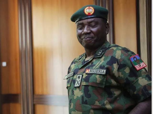 Goc  Tasks Newly Promoted Brigadiers General On Clear Directives
