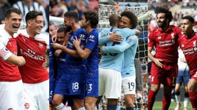 City-Liverpool-Chelsea-Arsenal