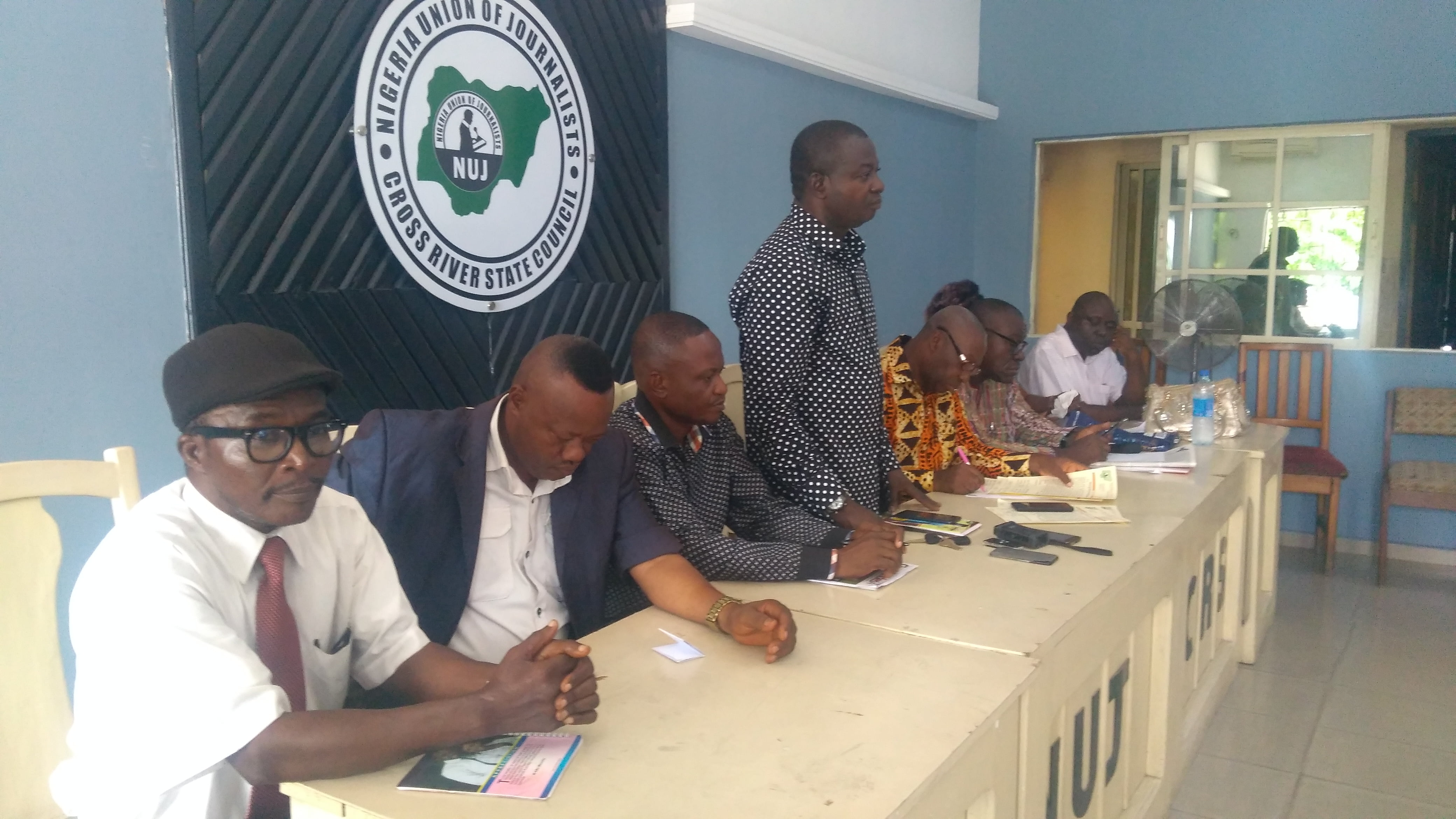 Nigeria Union Journalists Cross River Council Or Calabar