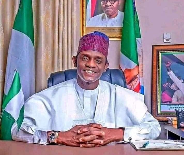 Gov. Mai Mala Buni Of Yobe Has Directed The Closure Of The State Borders From Midnight Of Tuesday March 31, To Guard Against Importation Of Coronavirus. (covid 19). Buni Gave The Order In A S