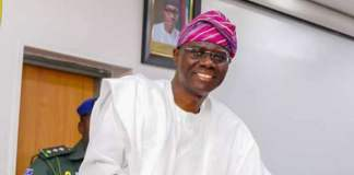 Director General Lagos State Sports Commission Lssc Oluwatoyin