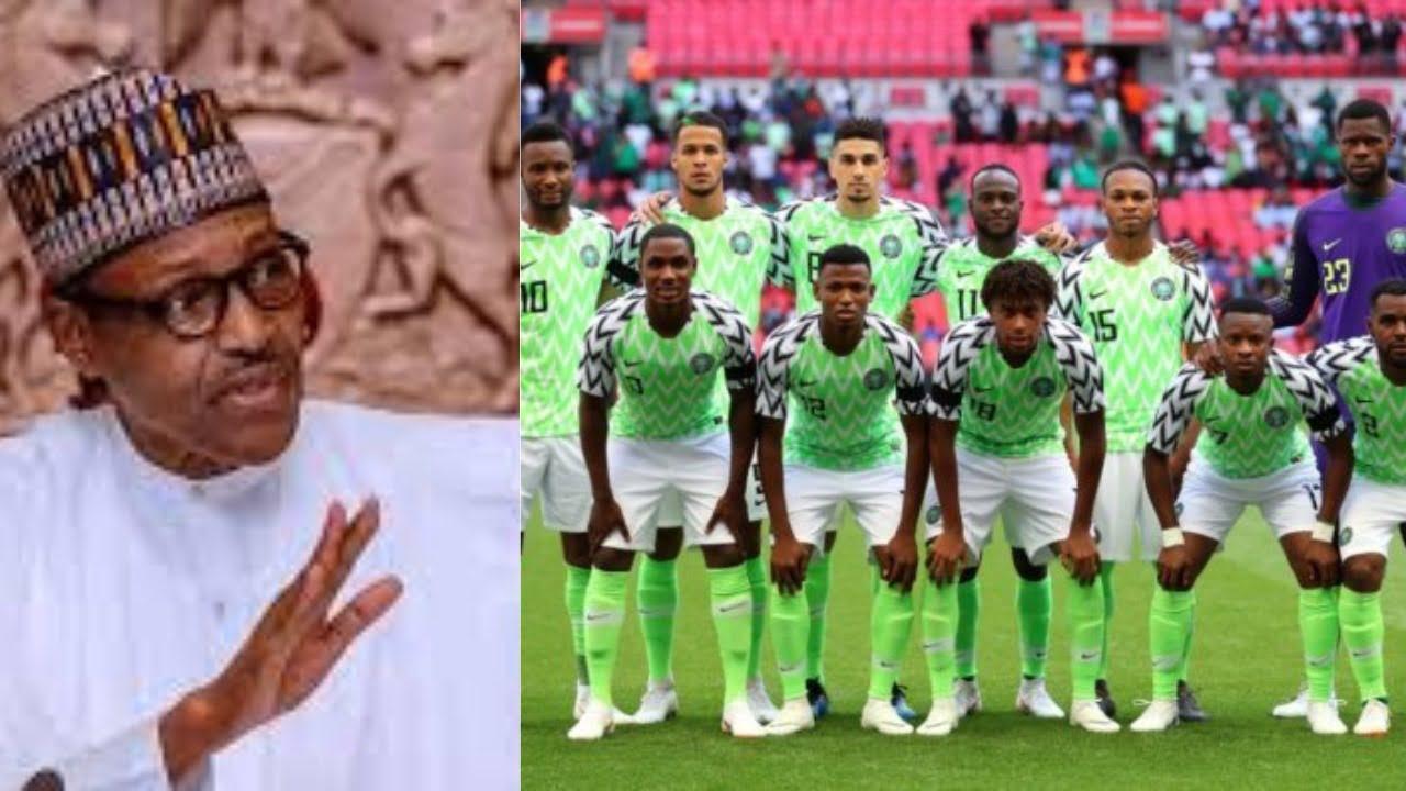 Nigeria Super Eagles West African Football