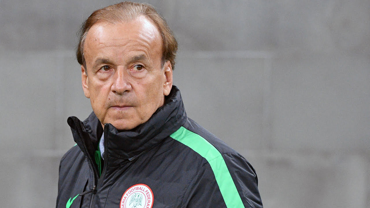 Gernot Rohr - Nigeria vs Cameroon: What we'll show Nigerians on Saturday - Gernot Rohr