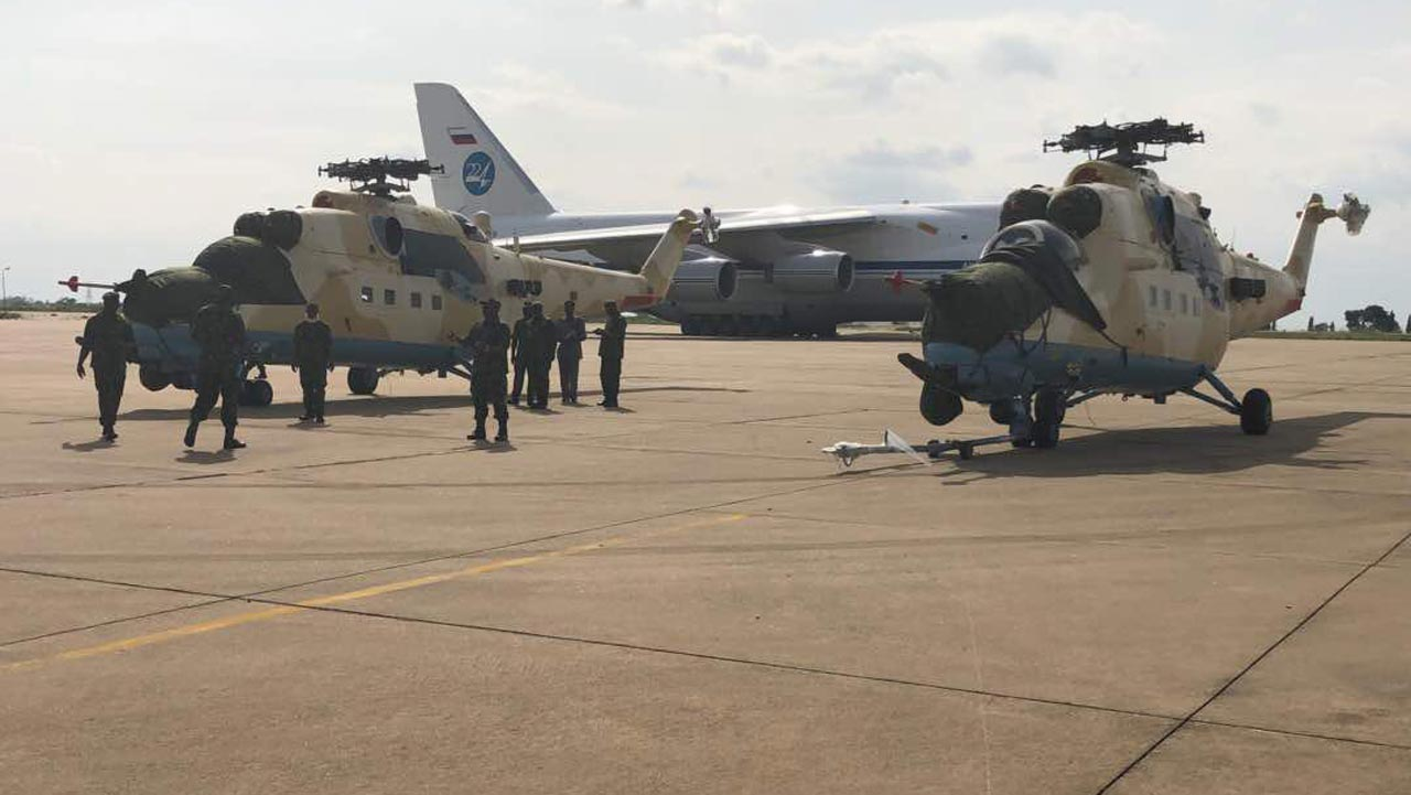 NAF - NAF destroys another terrorists' meeting venue in Borno