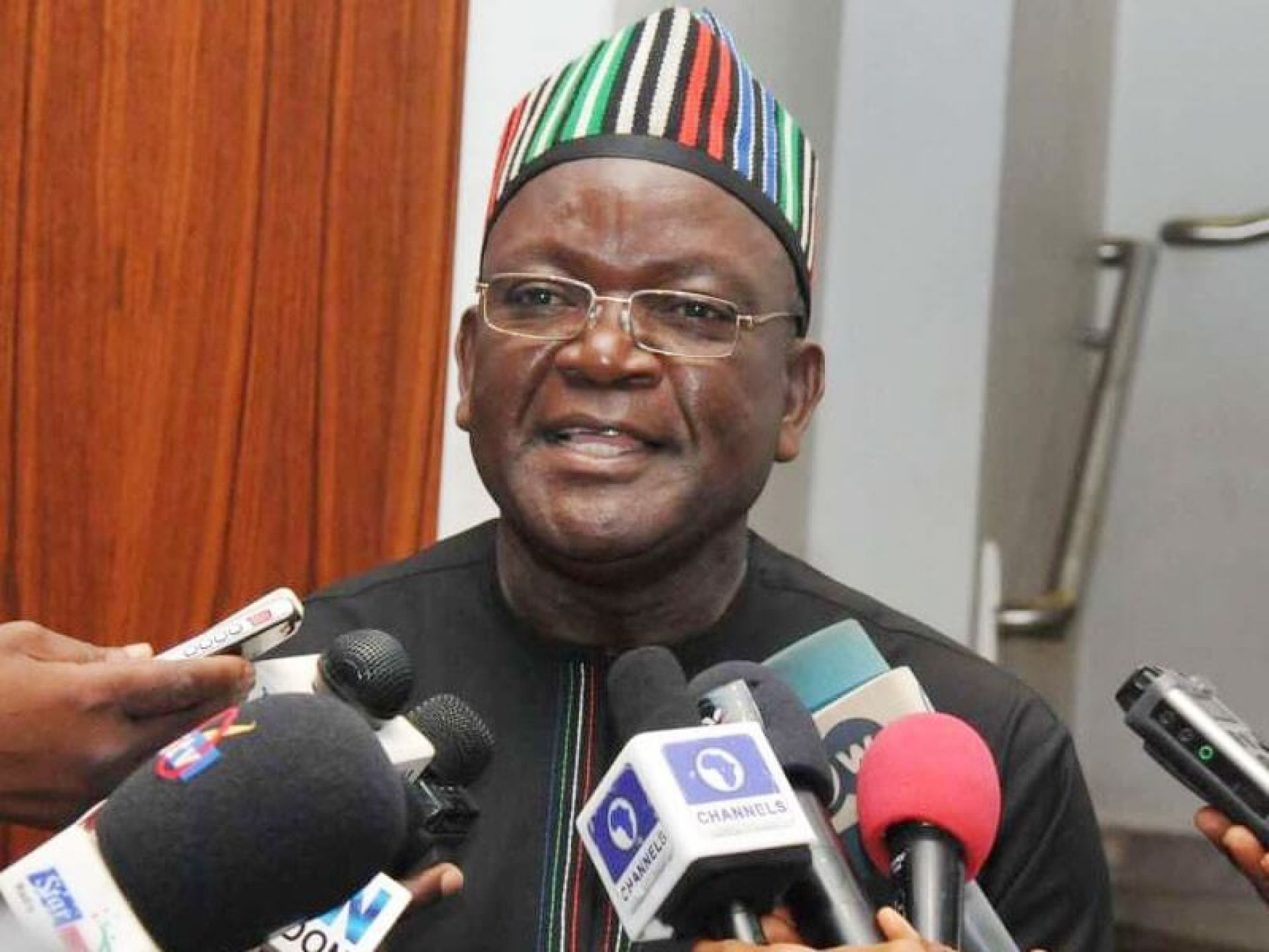 Ortom - Ortom speaks on appointment of new cabinet members, reveals criteria