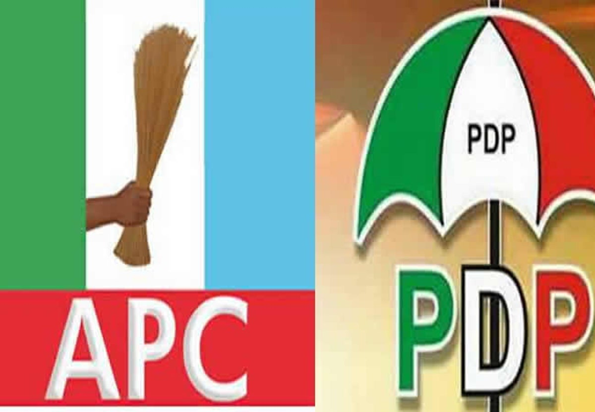 7 Lg Chairmen, 42 Councillors Defect From Pdp To Apc In Ekiti