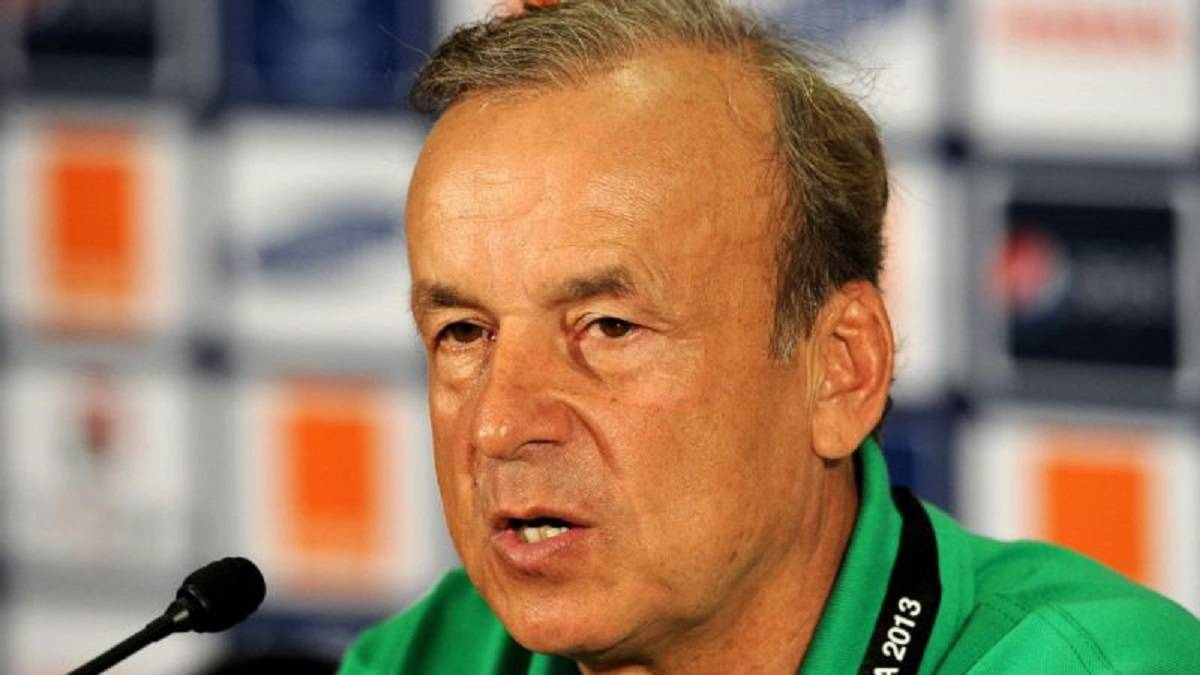 Rohr - 2019 AFCON: Rohr gives injury update, reveals why Super Eagles will win next match