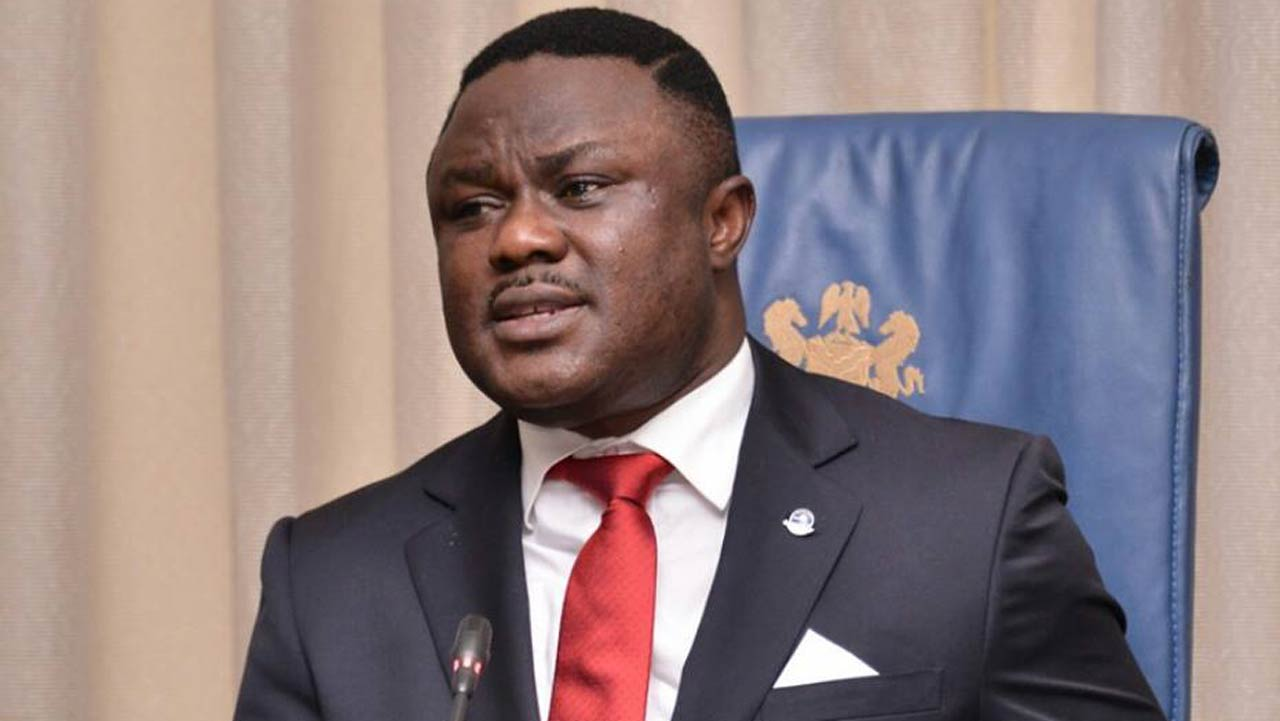 Gov. Ben Ayade Of Cross River Has Recalled Workers Of The State Owned Garment Factory Back To Work, For The Mass Production Of Face And Nose Masks. The Workers Are To Resume Work On March 31