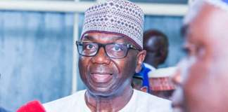Gov Abdulrahman Abdulrasaq Kwara House Assembly Commissioners Speaker