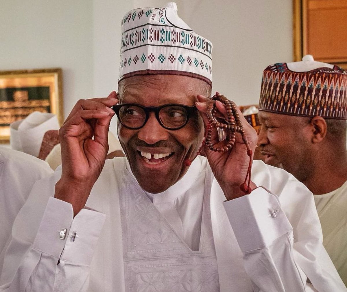 Buhari 2 - Independence: Youth NGO harps on modern agricultural practices to guarantee sector's future
