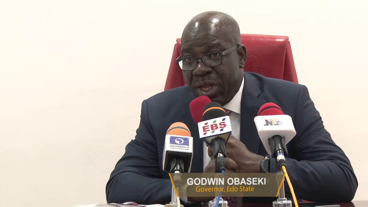 Godwin Obaseki - Santana market: Edo govt to purchase new fire fighting trucks says commissioner