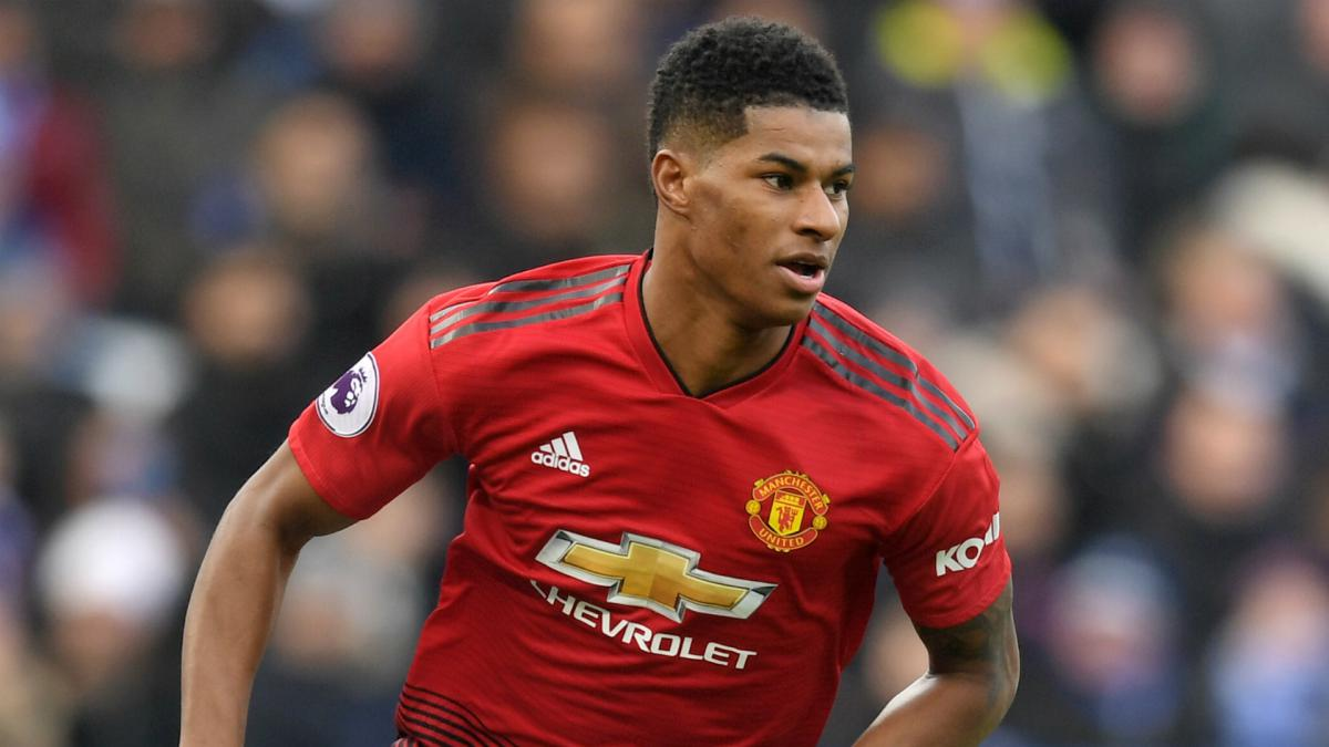 Marcus Rashford - EPL: Referee chiefs explain why VAR refused to disallow Rashford's goal in United 1-1 with Liverpool