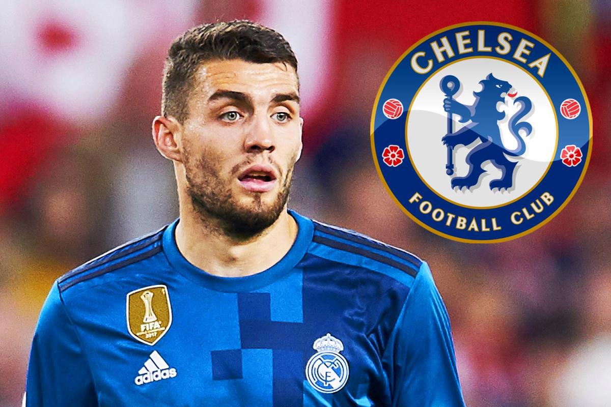 Matteo Kovacic2 - Transfer: Chelsea announce five-year deal for Real Madrid midfielder