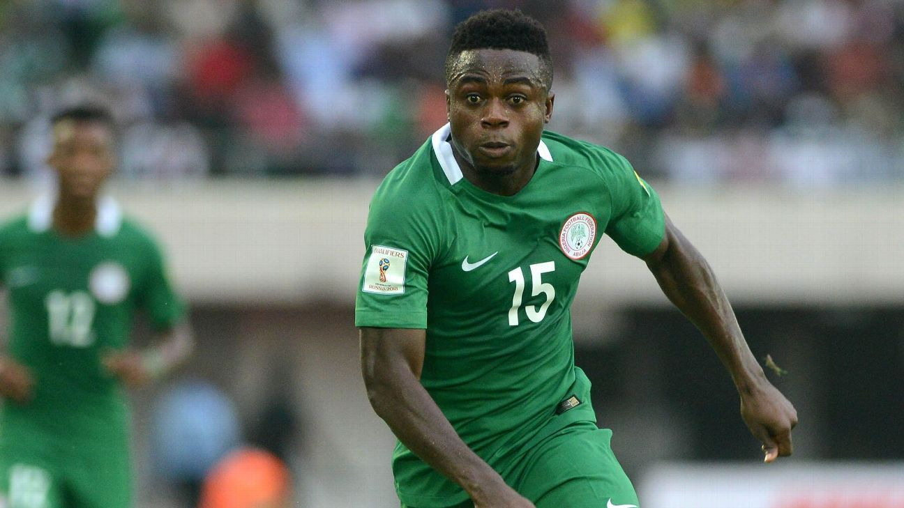 Moses Simon - Nigeria vs South Africa: What Moses said about AFCON 2019 quarter-final match