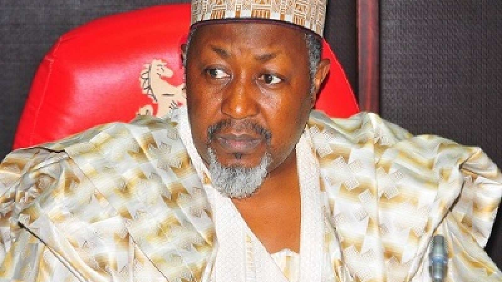 Gov. Muhammad Badaru Of Jigawa, On Thursday Urged Residents To Pray Fervently Against The Spread Of The Coronavirus (covid 19) To The State. Badaru Made The Call After Inspecting The State's Isola