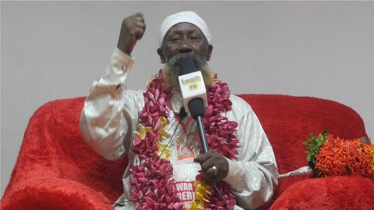 Satguru Maharaj Village Iju Lagos President