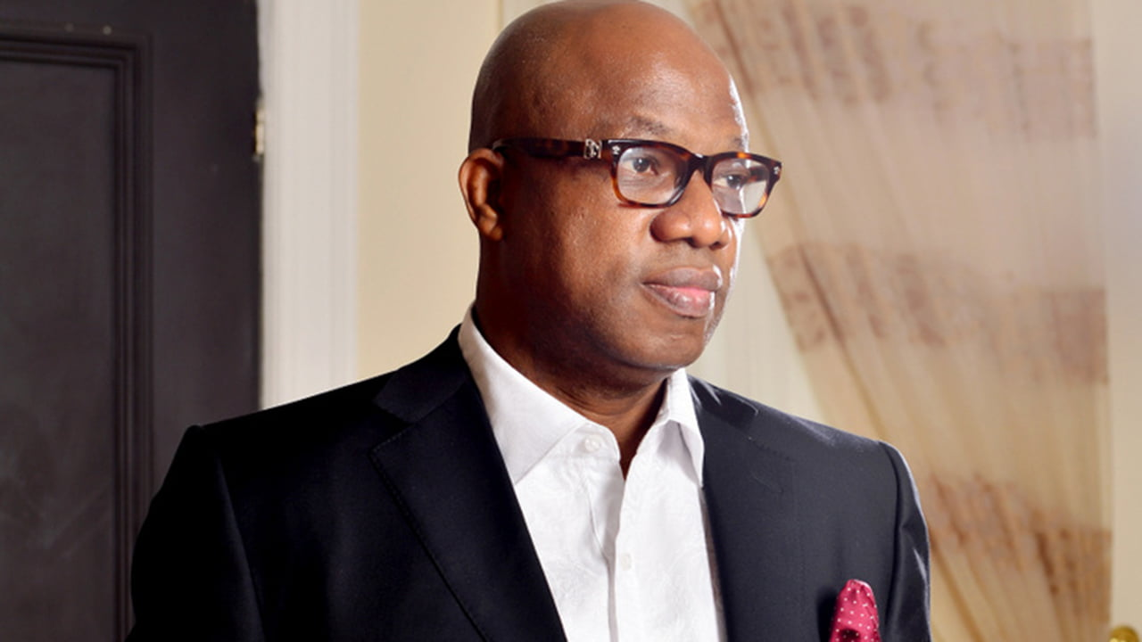 Gov. Dapo Abiodun Of Ogun On Wednesday Donated Food Items To Stranded Students Of State Owned Gateway Ict Polythecnic, Itori Following The Shutdown Of Schools To Curtail The Spread Of Coronavirus