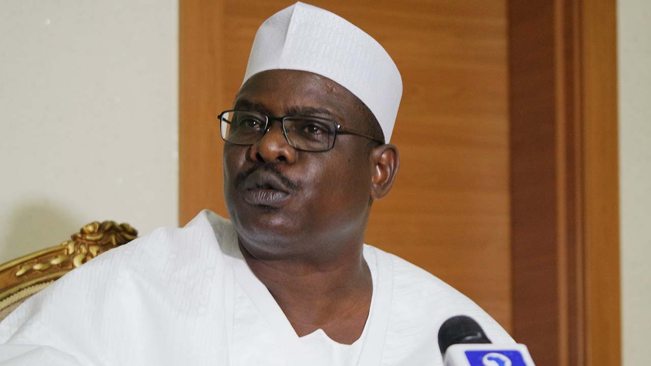 ali ndume1 - NASS pledges better funding for Nigerian Army