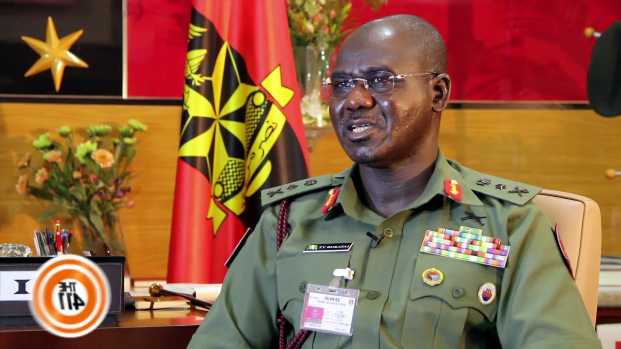 The Chief Of Army Staff (coas), Lt. Gen. Tukur Buratai, Has Tasked Troops In The North East Theatre Of Operation To Braze Up For The Final Defeat Of Insurgents. Buratai Gave The Charge While Address
