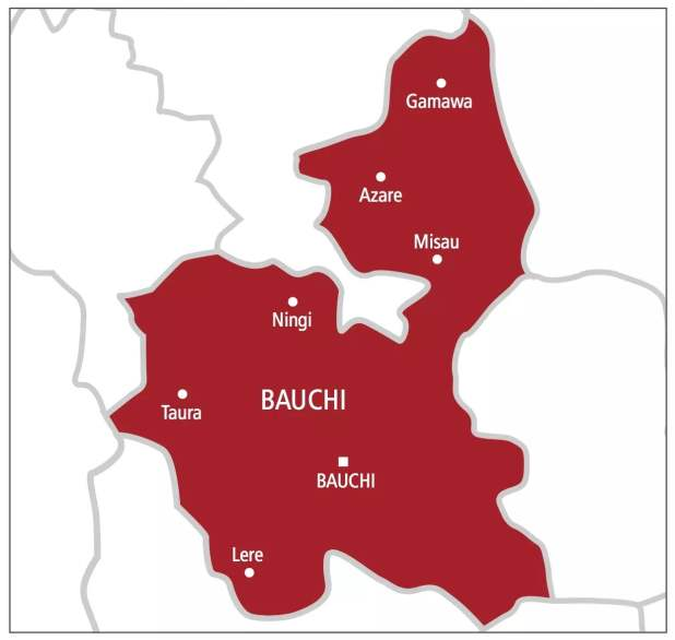 map of bauchi state - 2019 elections: We were called prostitutes in Bauchi - Female candidates share bitter experience