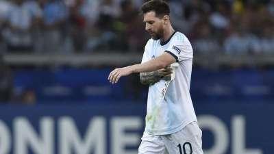 Copa America 2019: Messi under fire for corruption comment