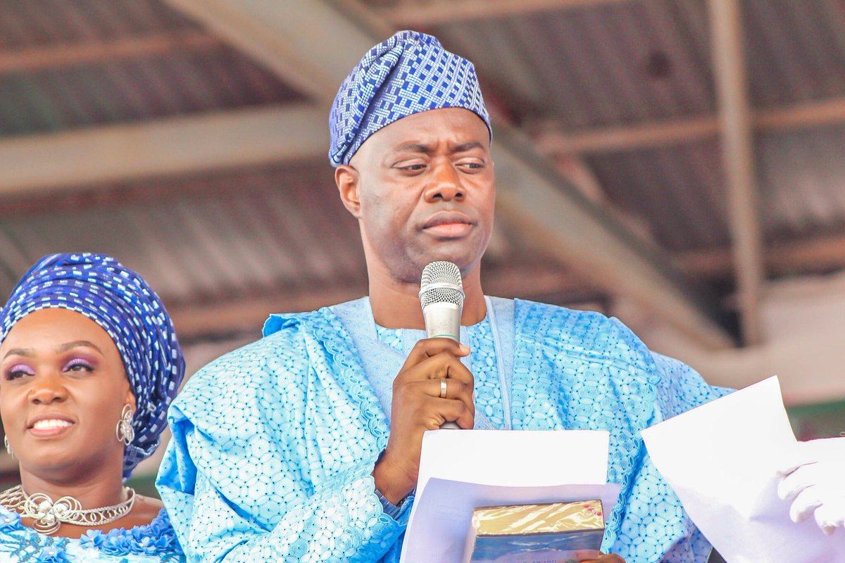 seyi makinde - Nurses Quadrennial Conference: Oyo Health Commissioner tasks nurses on  professionalism,  harmonious relations