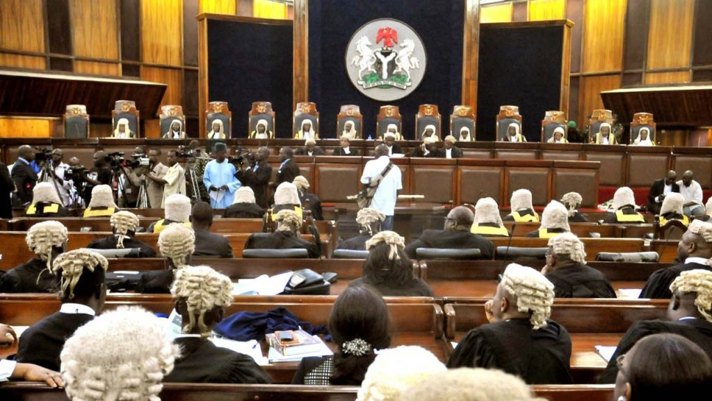 Tension as Supreme Court moves to reconvene for judgment on Bayelsa Guber election appeal