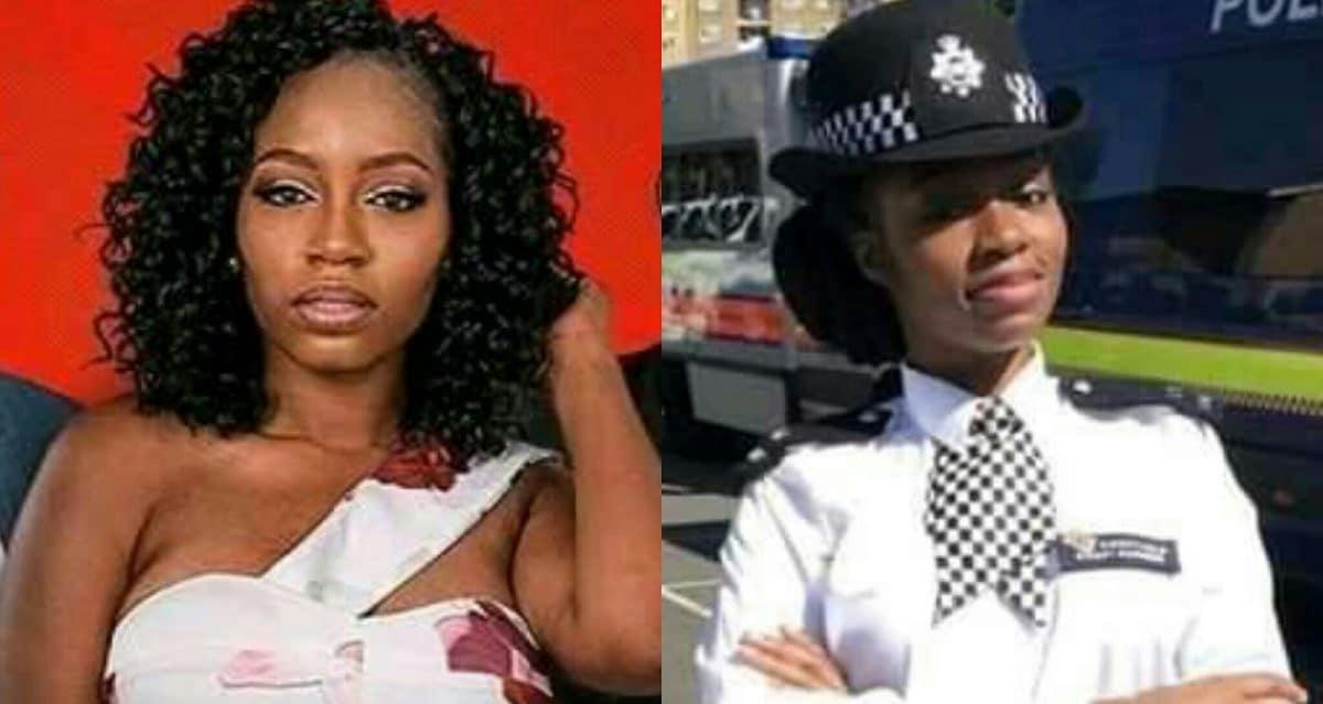 Khafi2 - BBNaija : Khafi's family reacts as UK police threatens to sack housemate