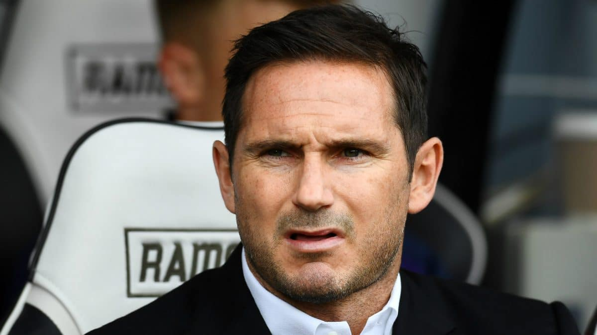 Lampard3 - Lampard names 'the most incredible player', his toughest opponents