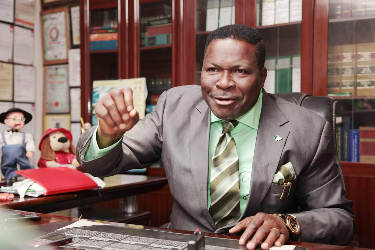 Ozekhome - Hate Speech bill most draconian piece of legislation - Ozekhome