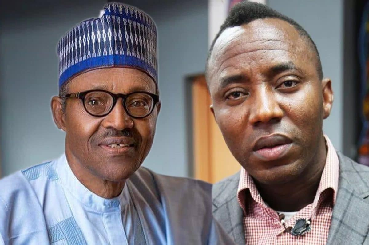 Sowore And Revolution: Has Buhari Forgets?