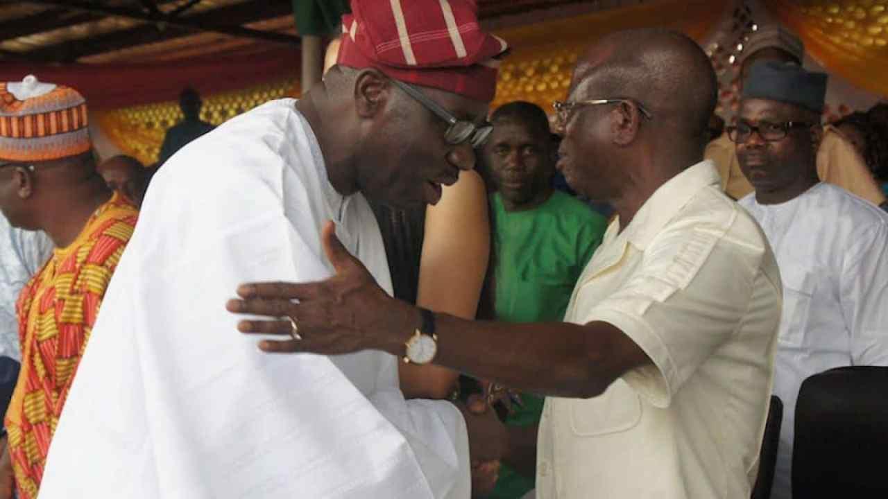 oshiomhole obaseki1 1280x720 - Obaseki reveals he has settled differences with Oshiomhole